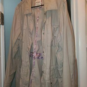 Fall &spring jacket